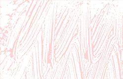 Grunge texture. Distress pink rough trace. Fair ba. Ckground. Noise dirty grunge texture. Mesmeric artistic surface. Vector illustration royalty free illustration