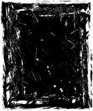 Grunge texture and frame. Stock Photo