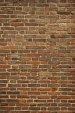 Grunge texture, old red brick wall background. Detail of the wall, grunge texture, old red brick wall background Royalty Free Stock Photos