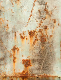 Grunge texture of old rusty metal. With scratches and cracks Royalty Free Stock Photos