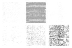 Grunge texture overlay backgrounds Stock Photos