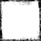 Grunge texture painted frame mask overlay Royalty Free Stock Photo