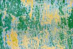 Grunge texture with scratched paint Stock Photo