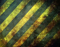 Grunge texture, yellow stripes. Grunge scratched texture or background, yellow stripes Royalty Free Stock Image