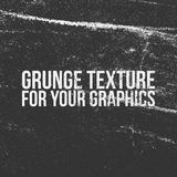 Grunge Texture for Your Graphics Royalty Free Stock Photos