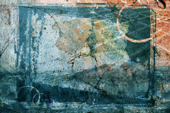 Grunge Textured Background Royalty Free Stock Images