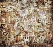 Grunge textured background Stock Image