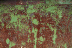 Grunge textured background. Old Rusted metal plate Royalty Free Stock Photography