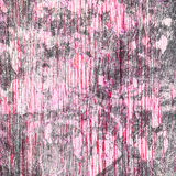 Grunge Textured background with scratches  for your design. Pink Royalty Free Stock Photo