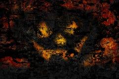 Grunge textured Halloween night background Royalty Free Stock Photo