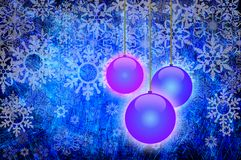 Grunge textured for merry xmas day Royalty Free Stock Photos