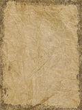 Grunge textured paper Stock Image