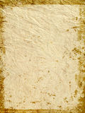 Grunge textured paper Royalty Free Stock Photo
