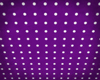 Grunge Textured Polka Dots Background Royalty Free Stock Photos