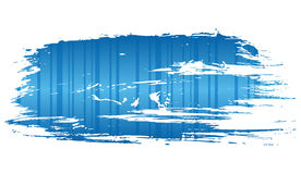 Grunge textures Stock Image