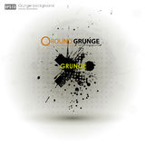 Grunge textures. Abstract vector grunge background poster for party. Grunge print for t-shirt. Abstract dirt backgrounds Stock Photo