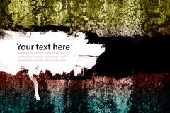 Grunge textures and backgrounds. For design Royalty Free Stock Images