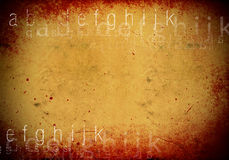Grunge textures and backgrounds. With space for your design Stock Photo