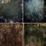 Grunge textures Stock Photo