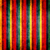 Grunge three-colored background Royalty Free Stock Photography