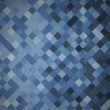 Grunge tile texture, retro background Stock Images