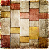 Grunge tiled background Royalty Free Stock Images