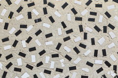 Grunge tiled mosaic, abstract  background Royalty Free Stock Photos