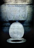 Grunge Toilet Stock Image
