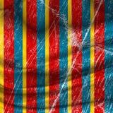 Grunge trójbarwny tło Zdjęcie Royalty Free