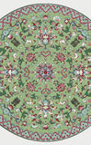 Grunge tradycyjni chińskie kwiecisty ornament Fotografia Royalty Free