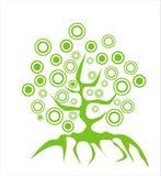 Grunge tree Royalty Free Stock Photo