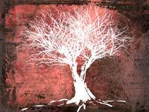 Grunge Tree design Royalty Free Stock Photography
