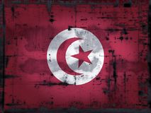 Grunge tunisia Stock Photos