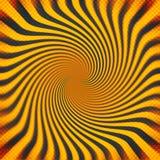 Grunge twirl background Stock Images