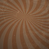 Grunge twirl rays abstract background Stock Images