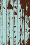Grunge two colors wooden wall pattern Royalty Free Stock Photos