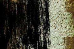Grunge tynku betonu tekstura, kamień powierzchnia, kołysa krakingowego tło dla pocztówki Zdjęcia Stock