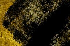 Grunge tynku betonu Ultra żółta tekstura, kamień powierzchnia, kołysa krakingowego tło dla pocztówki Zdjęcia Stock