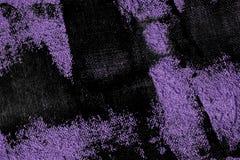 Grunge tynku betonu Ultra purpurowa tekstura, kamień powierzchnia, kołysa krakingowego tło dla pocztówki Obraz Stock