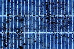 Grunge Ultra błękitnej stali zmielona kratownica Stali nierdzewnej tekstura, tło dla strony internetowej lub urządzenia przenośne Obrazy Royalty Free