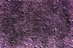 Grunge Ultra purple Ground texture, sand surface, stone background, good for design element. S stock image