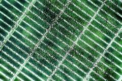 Grunge Ultra zielonej stali zmielona kratownica Stali nierdzewnej tekstura, tło dla strony internetowej lub urządzenia przenośne, Zdjęcia Royalty Free