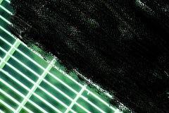 Grunge Ultra zielonej stali zmielona kratownica Stali nierdzewnej tekstura, tło dla strony internetowej lub urządzenia przenośne, Zdjęcia Stock