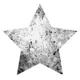 Grunge une étoile Illustration Stock