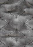 Grunge upholstery white sofa texture, pattern background Stock Photography