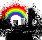 Grunge urbaine Photos libres de droits