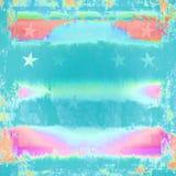 Grunge urbano brilhante Fotografia de Stock