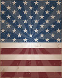 Grunge usa background Royalty Free Stock Photo
