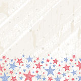 Grunge usa background, vector Stock Photos