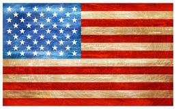 Grunge USA Flag. Grunge United States - American Flag Royalty Free Stock Photo